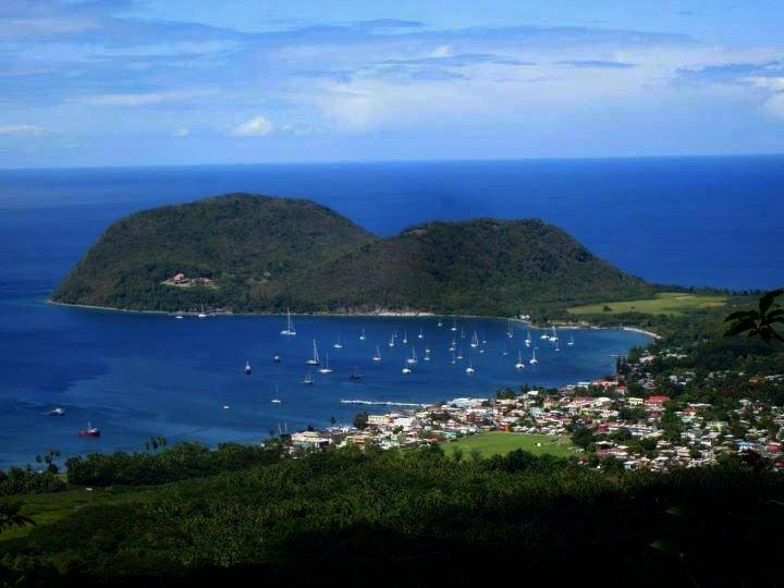 Trinity students present projects on their alternative spring break trips to Dominica  4