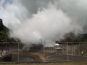 Dominica Completes First Commercial Geothermal Well 1