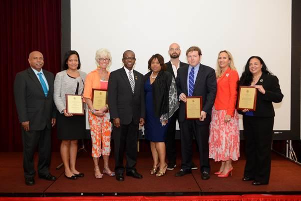 CTO honours travel journalists 6
