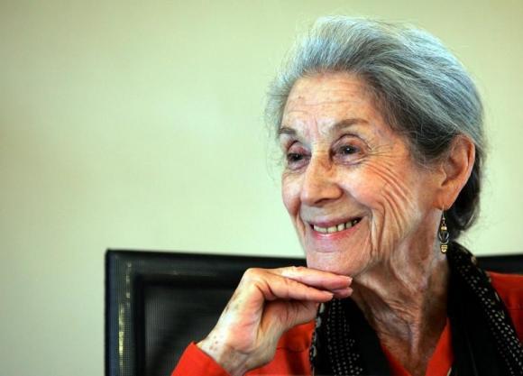 South African anti-apartheid author, Nobel winner Gordimer dies 1