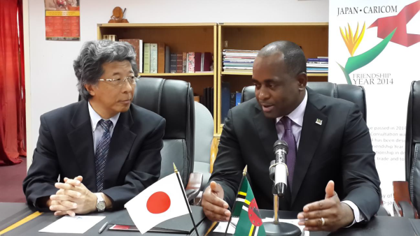 Prime Minister Skerrit Attends CARICOM – Japan Summit 1