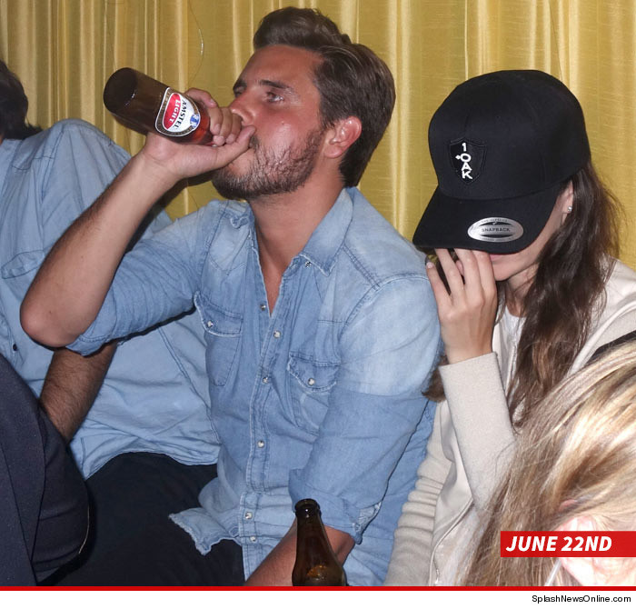 Alcohol Poisoning Sends The Lord To The Hospital Scott Disick Alcohol Poisoning Triggers Hospitalization 2