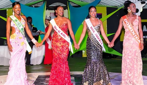 Miss St. Kitts Wins Caribbean Culture Pageant 9