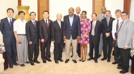 Banned Chinese telecoms giant expresses interest in Antigua-Barbuda 6