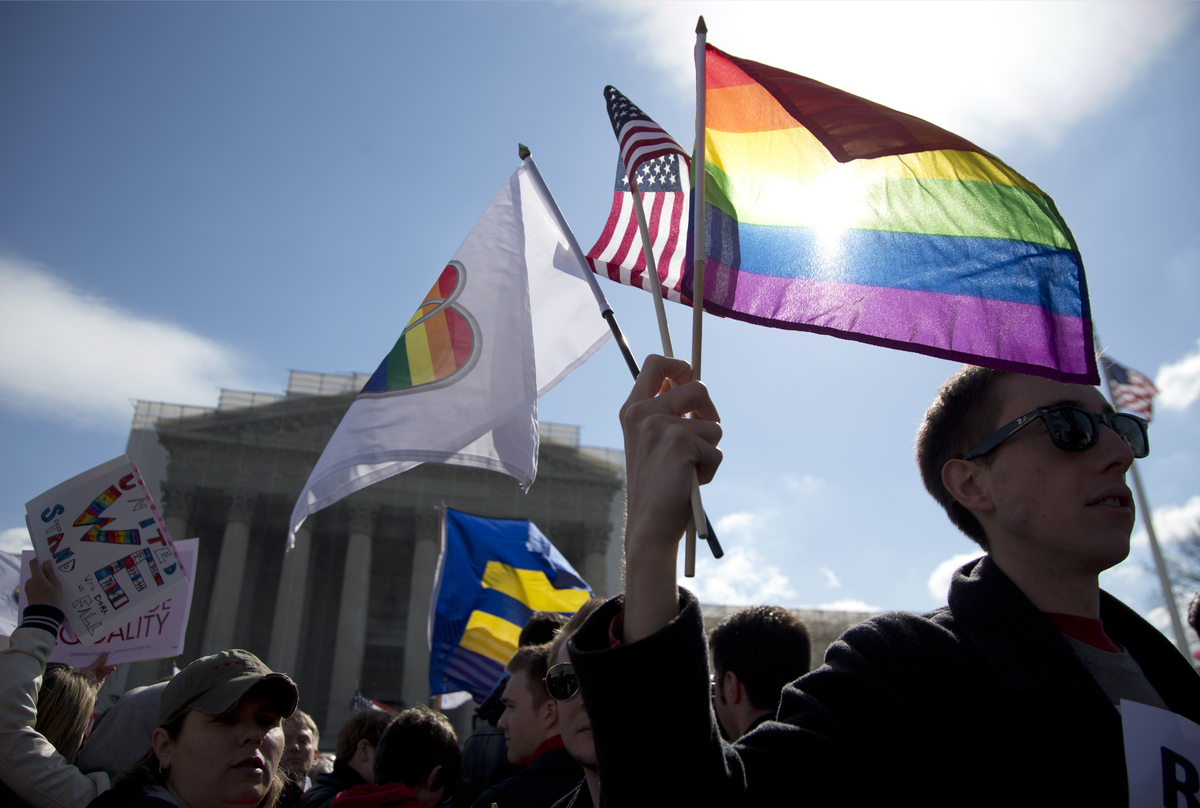 South Dakota Gay Marriage Ban Ruled Unconstitutional