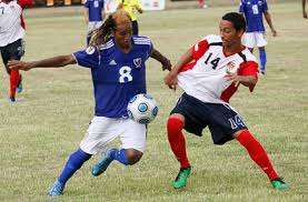 BVI World Cup qualifier against Dominica