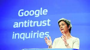 European Union Charges Google