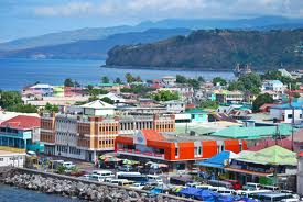 Dominica established diplomatic relations with the Russian Federation