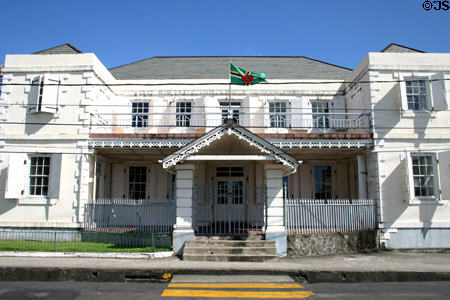 dominica parliament
