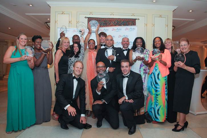 CTO UK Chapter teams up with The Telegraph Group to recognise the best of the Caribbean 6