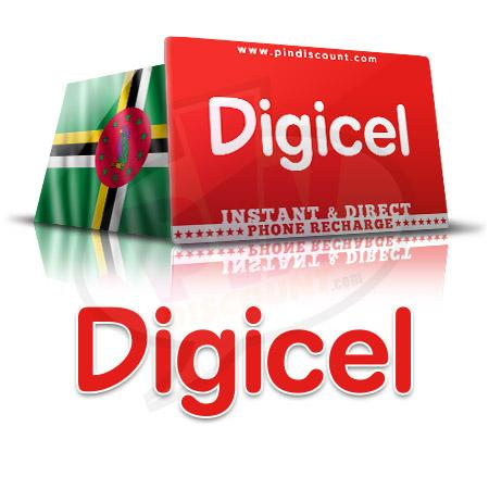 Digicaldonate releif money to dominica