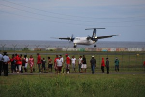 Dominica douglas charles airport