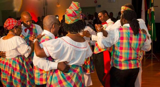 Caribbean Artistes aid Dominica
