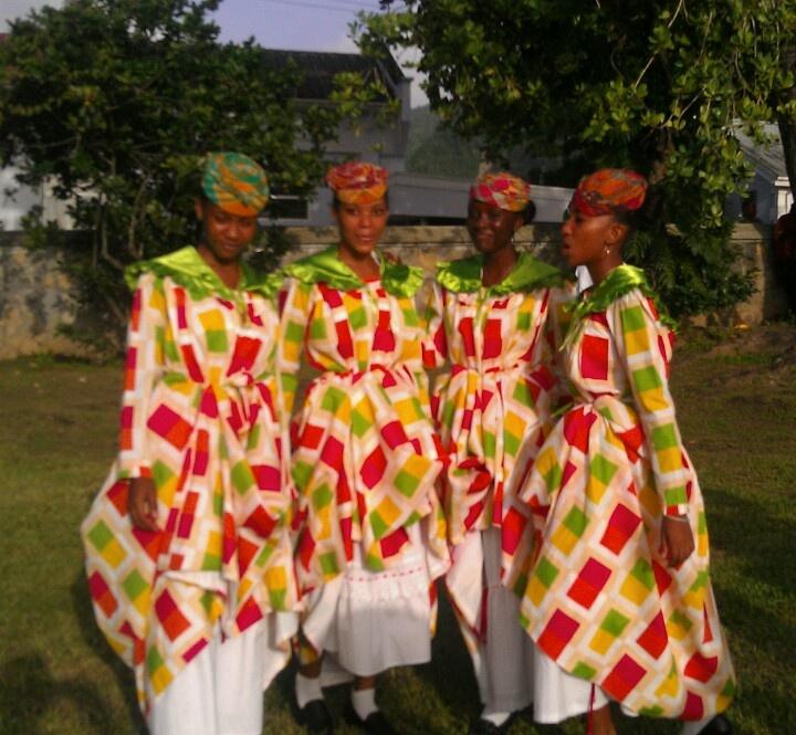 dominica cultural wear