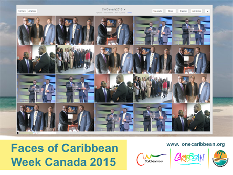 Caribbean Week Canada launched during service at Destiny & Dominion Word Ministries in Toronto 3