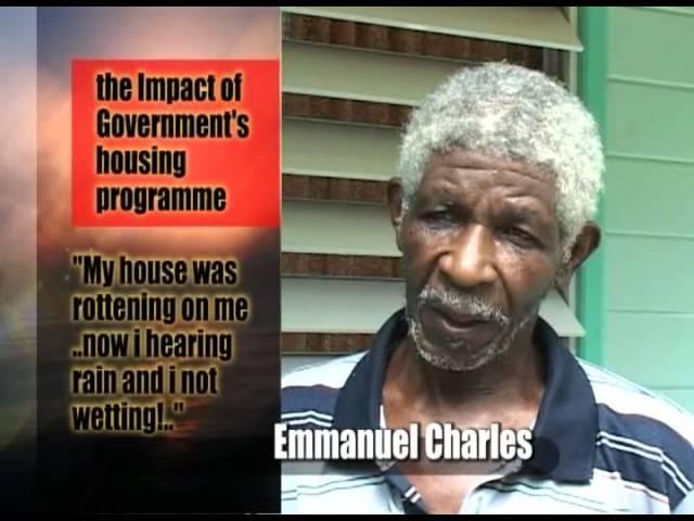 GIS Dominica: Focus on Development - Vielle Case 2