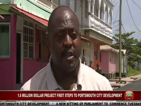 GIS Dominica, National Focus for July 22, 2016 2