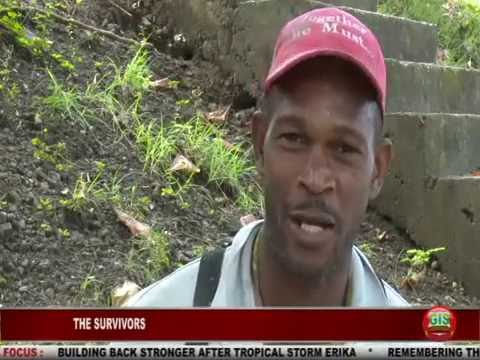 GIS Dominica, National Focus for August 26, 2016 10