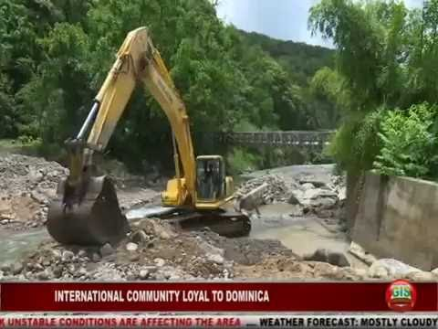 GIS Dominica, National Focus for July 21, 2016 1