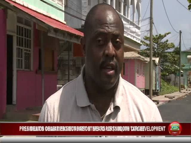 GIS Dominica Special Report: $1.6m Project Dramatically Improves the Town of Portsmouth 5