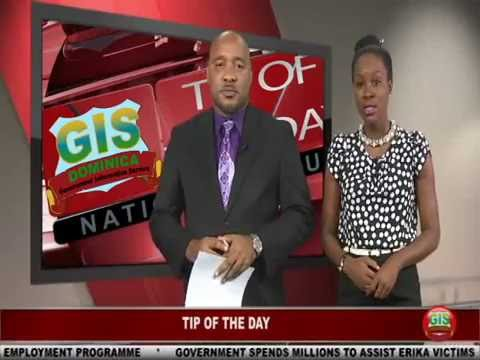 GIS Dominica, National Focus for August 31, 2016 4