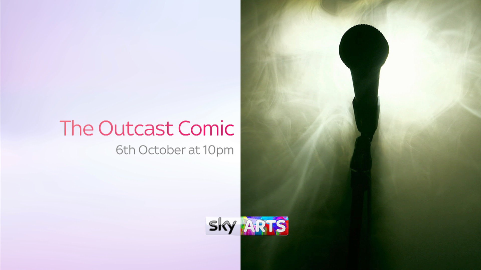 The Outcast Comic | 6th October at 10pm 13