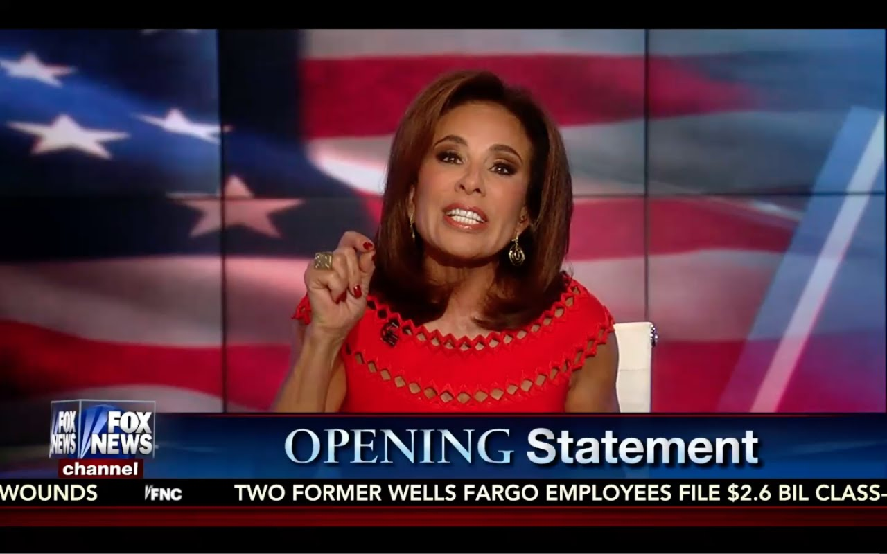 Donald Trump Needs to ATTACK Hillary Clinton at 1st Debate! Judge Jeanine Opening Statement 9/24/16 4