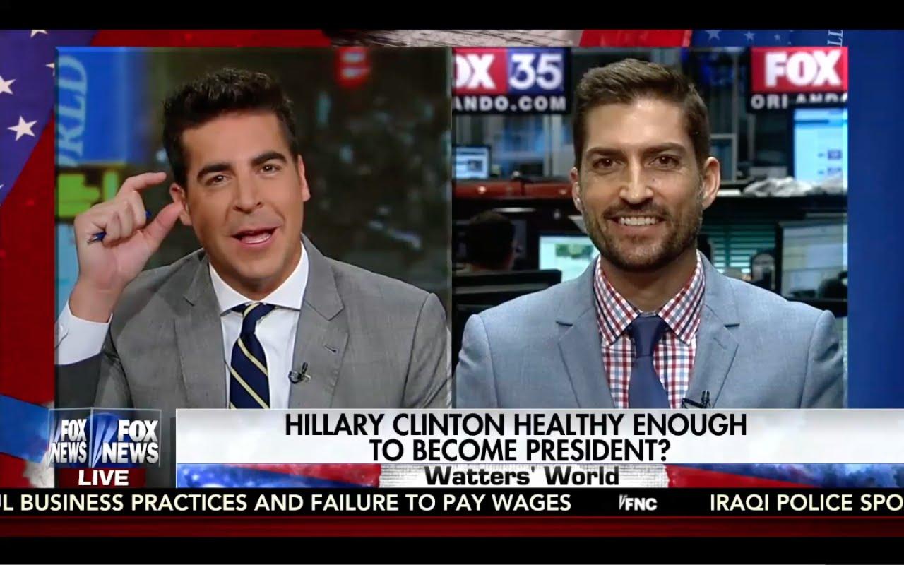 Watters World 9/24/16 Full: Trump Best Debate Moments! Hillary Health Analysis! 8