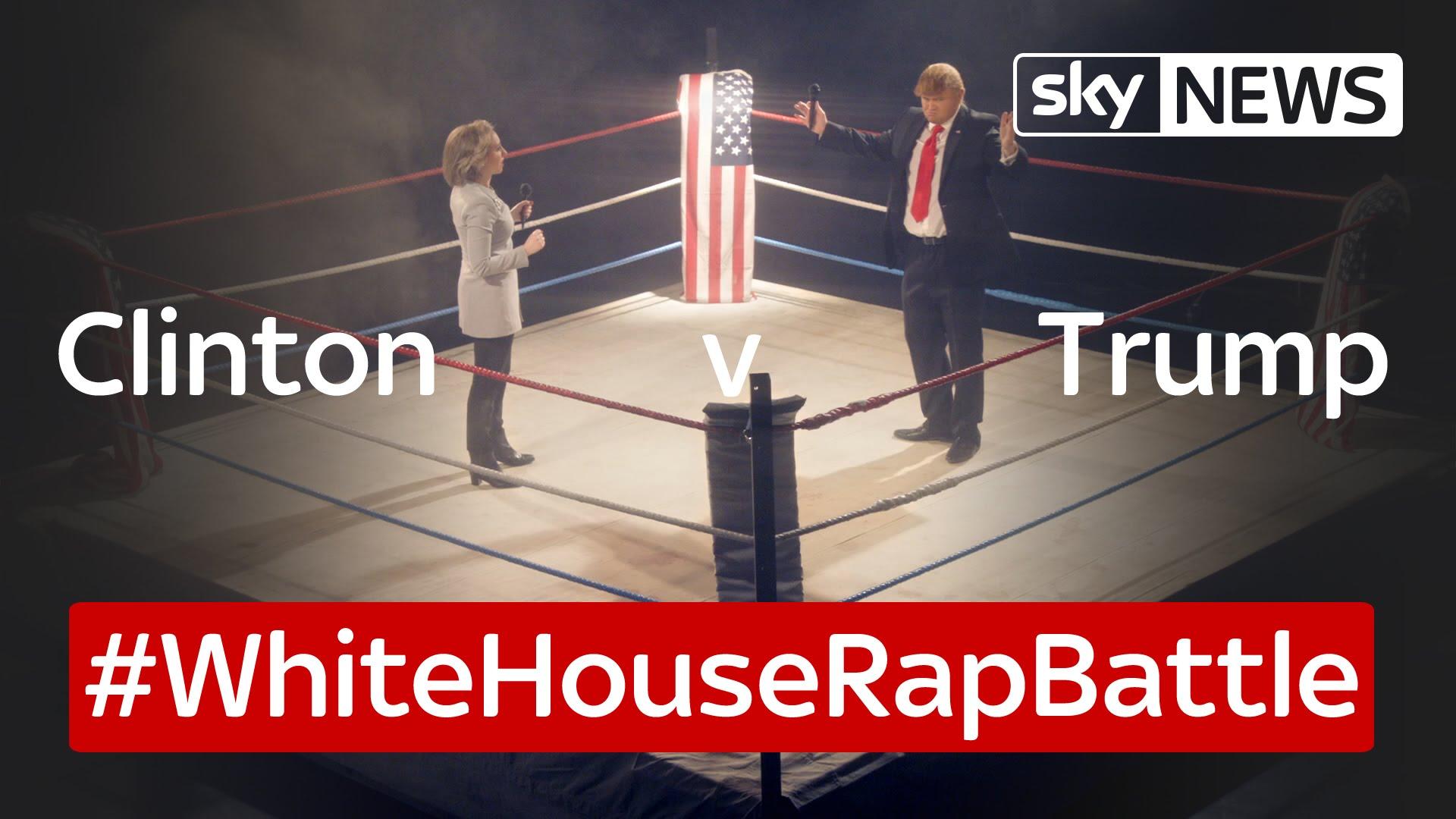 The White House Rap Battle | Full Version 1