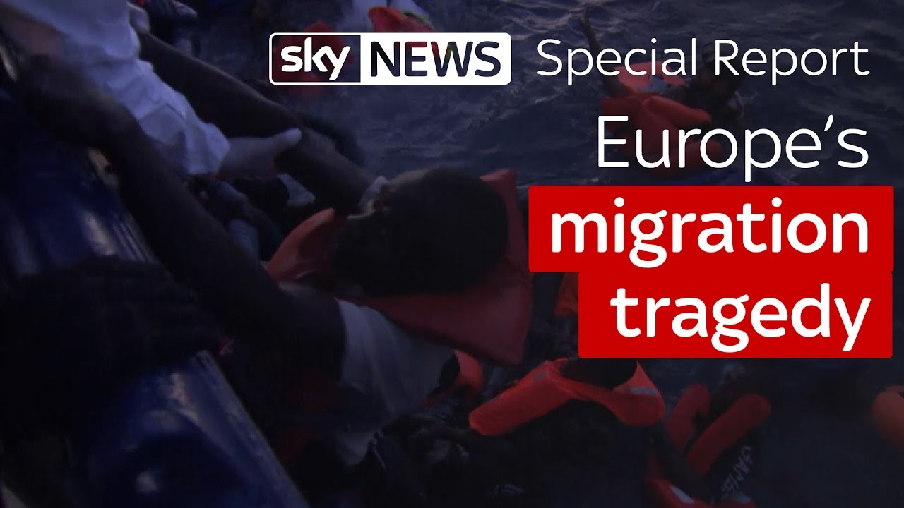 Special Report | Europe's Migration Tragedy 4