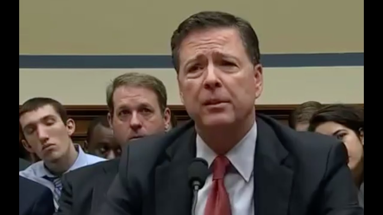 FULL New Testimony: FBI Director James Comey on Hillary Clinton Scandal 9/28/16 6