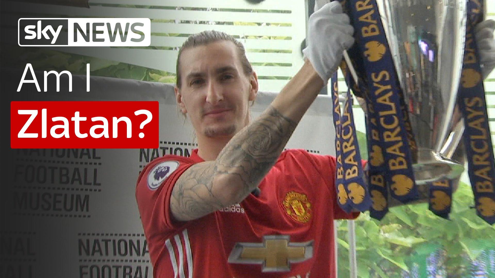 Am I Zlatan Ibrahimović? 5