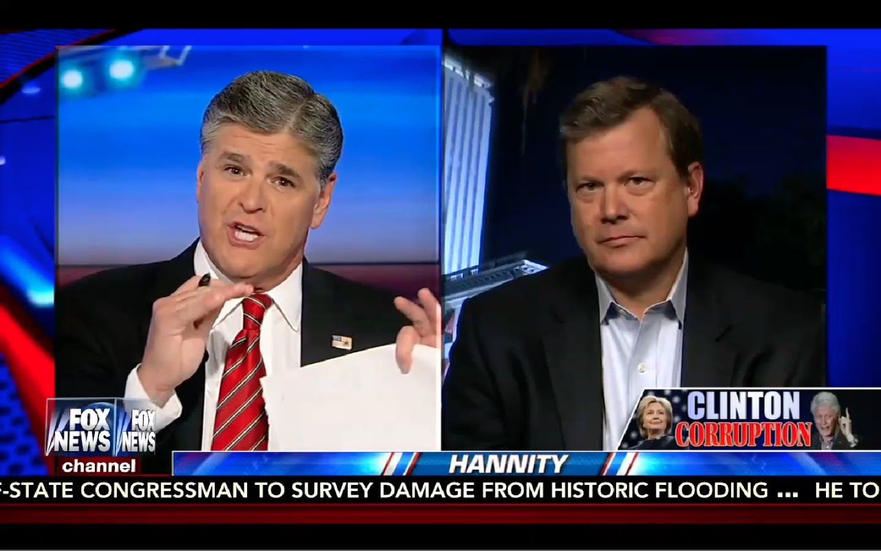 Hannity 8/29/16 Full: Trump New Ad, Clinton Cash Author, Hillary Pay to Play 6