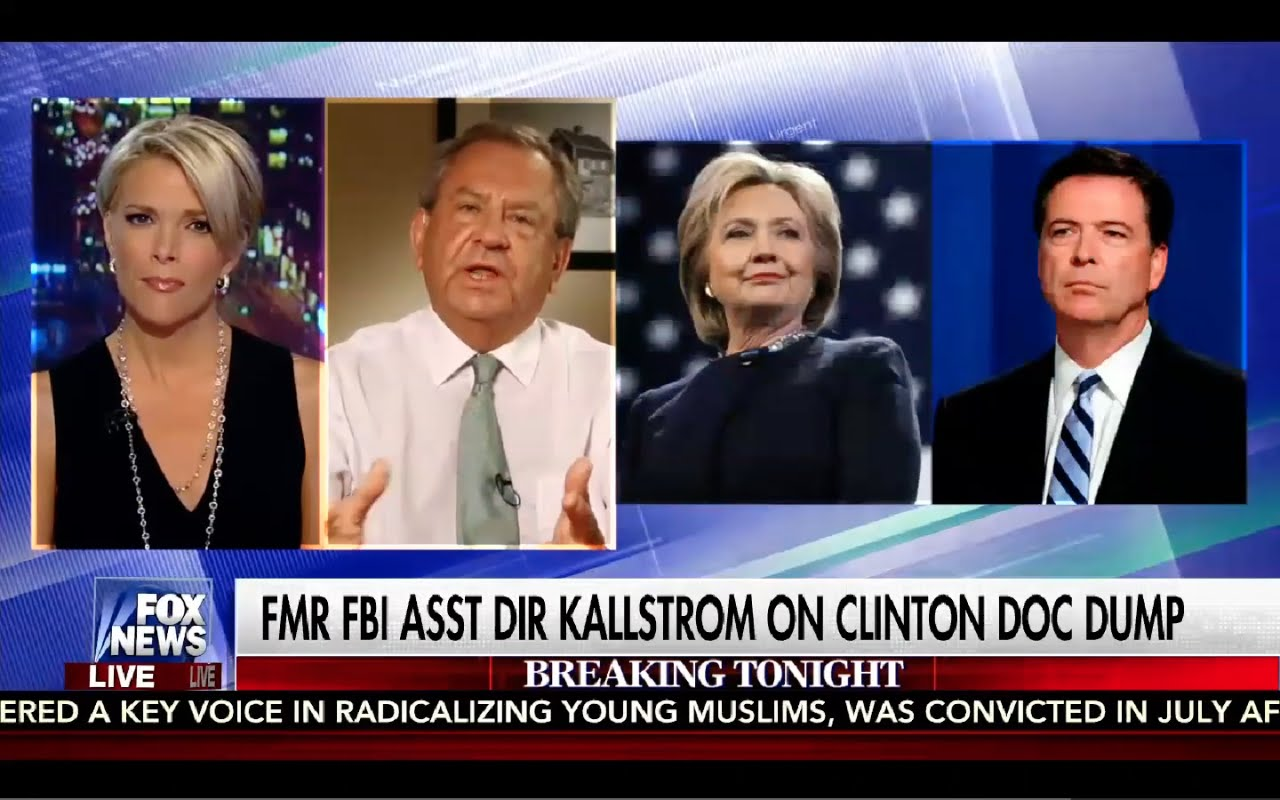 Kelly File 9/6/16 FULL: Hillary Obstructed Justice! FBI Proof! Clinton Aides Deleted Emails! 10