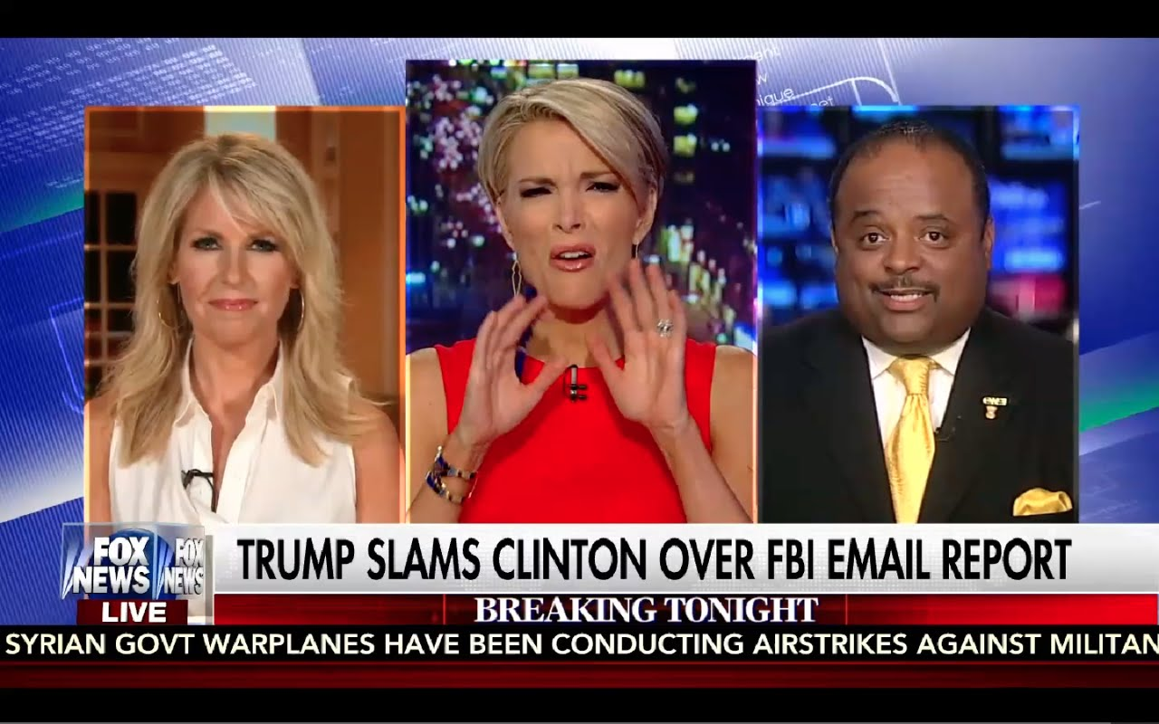 Trump Unleashes On Hillary Over FBI Email Report! The Kelly File 9/8/16 10