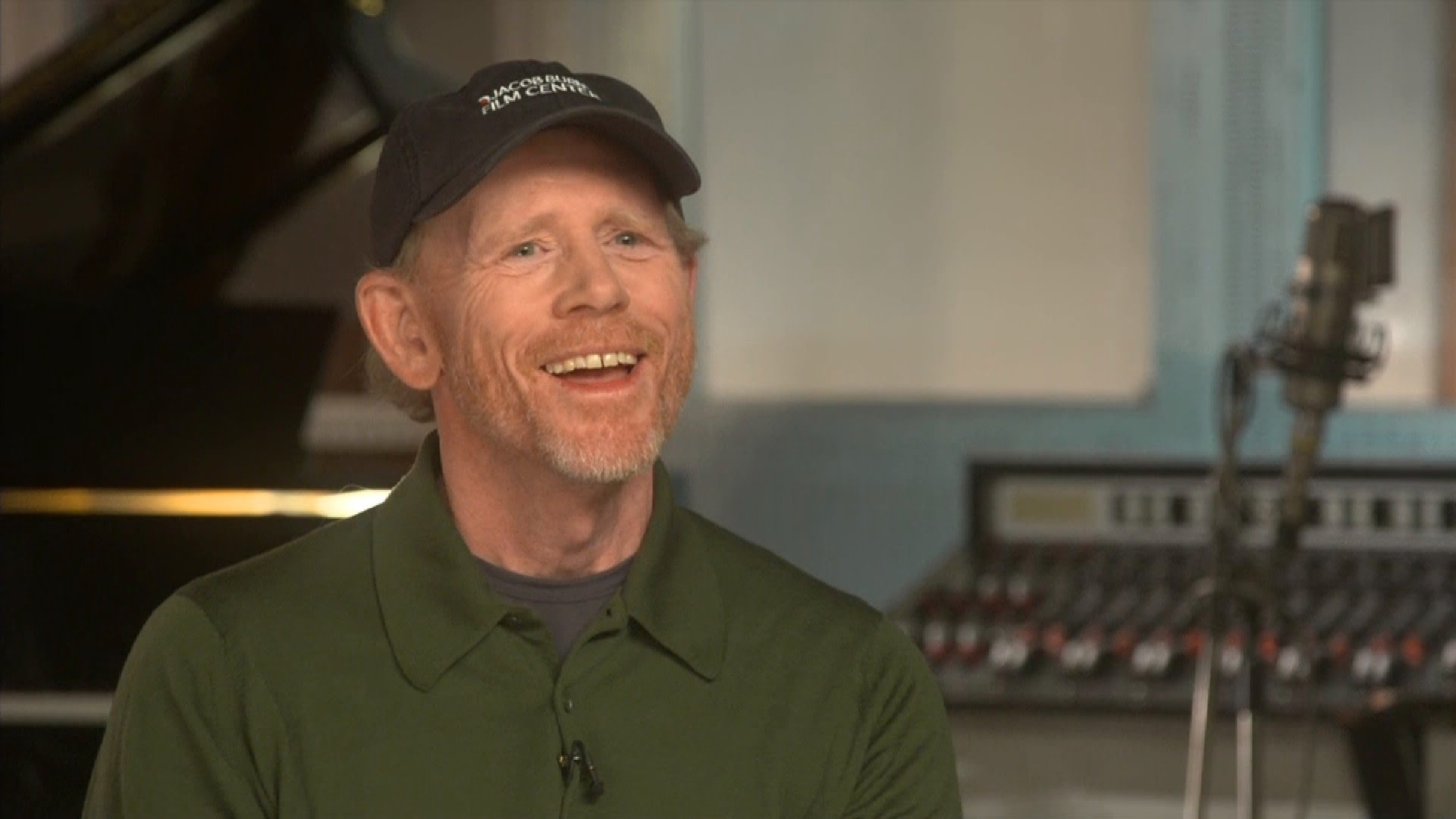 Ron Howard discusses his new documentary on the Beatles 5