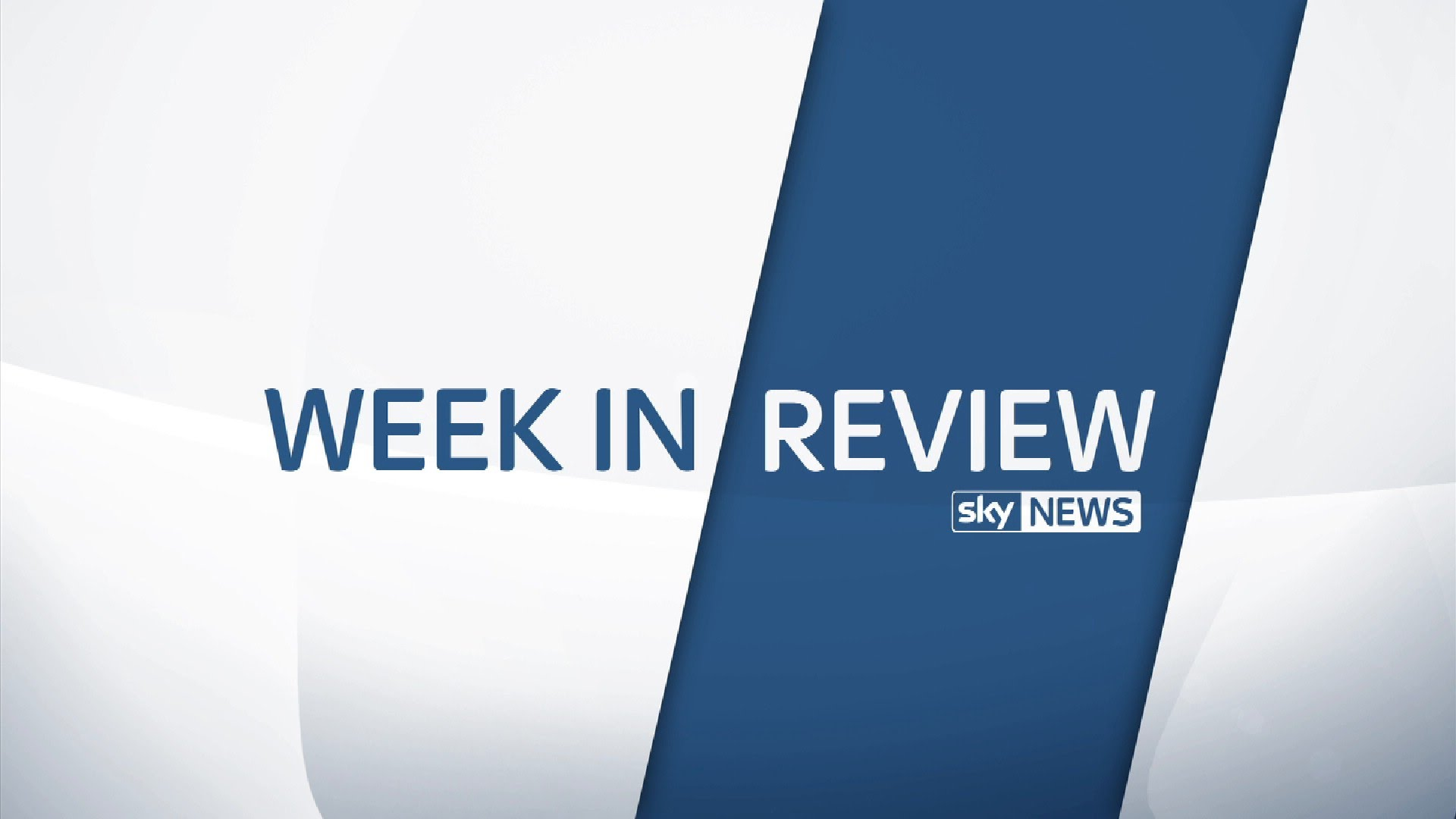 Week In Review I 2nd Sept 2016 1
