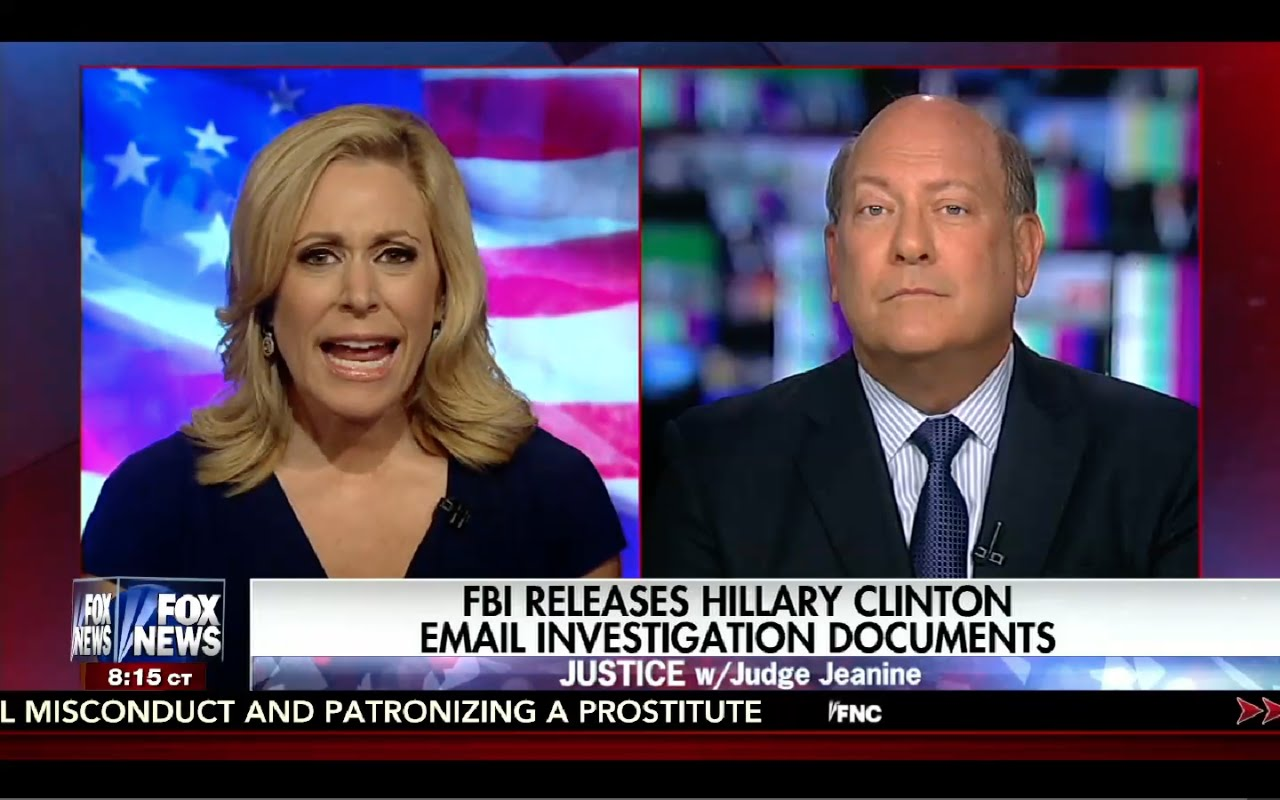 Melissa Francis DESTROYS Hillary Supporter AGAIN! Amazing! 9/3/16 4