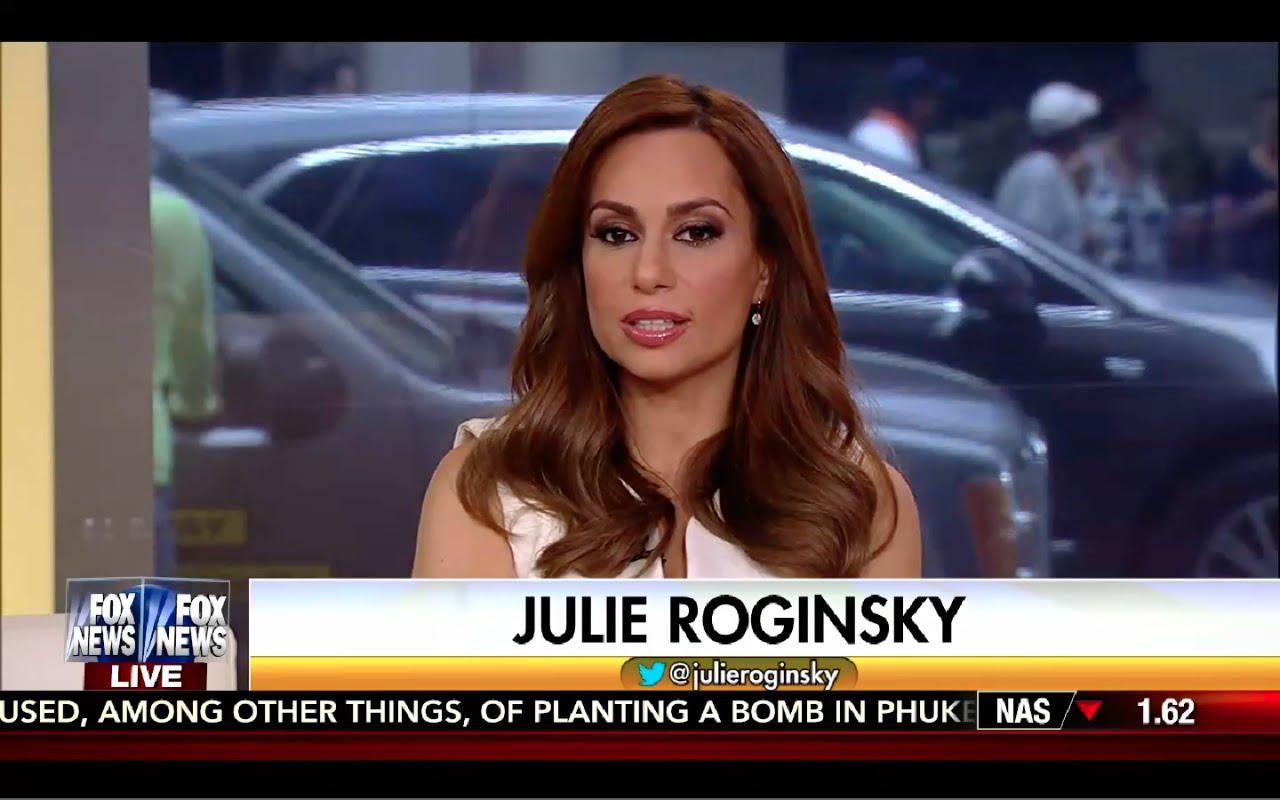 Julie Roginsky Says Hillary Was a Criminal Even as a Senator! Outnumbered: Fox News 5
