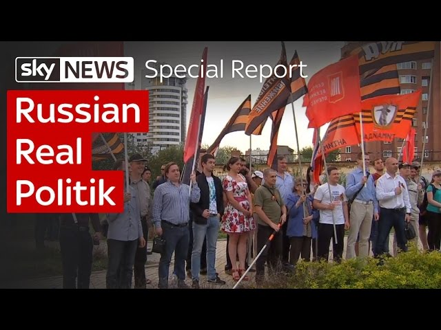 Special Report | Real Politik with Russia's opposition politicians 1