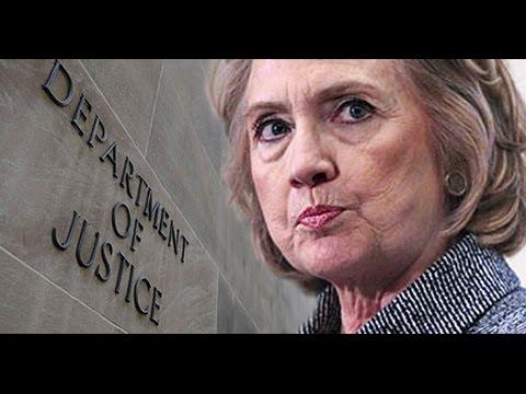 Hillary Clinton Campaign Collusion w/ DOJ, The Media, & FBI - Exposed! 11