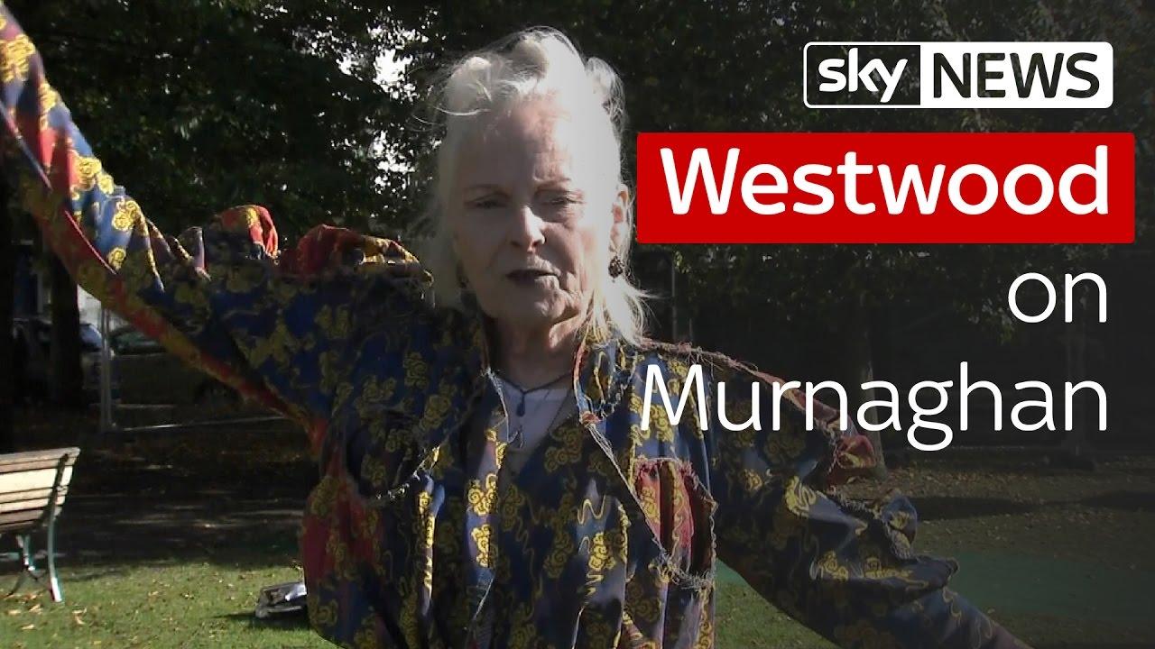 Vivienne Westwood on Murnaghan 5