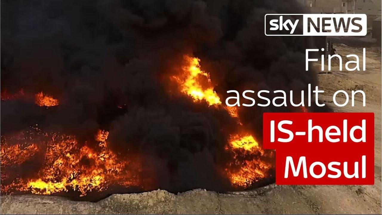 Land grab by Iraqi Kurds risks undermining final Mosul assault 4