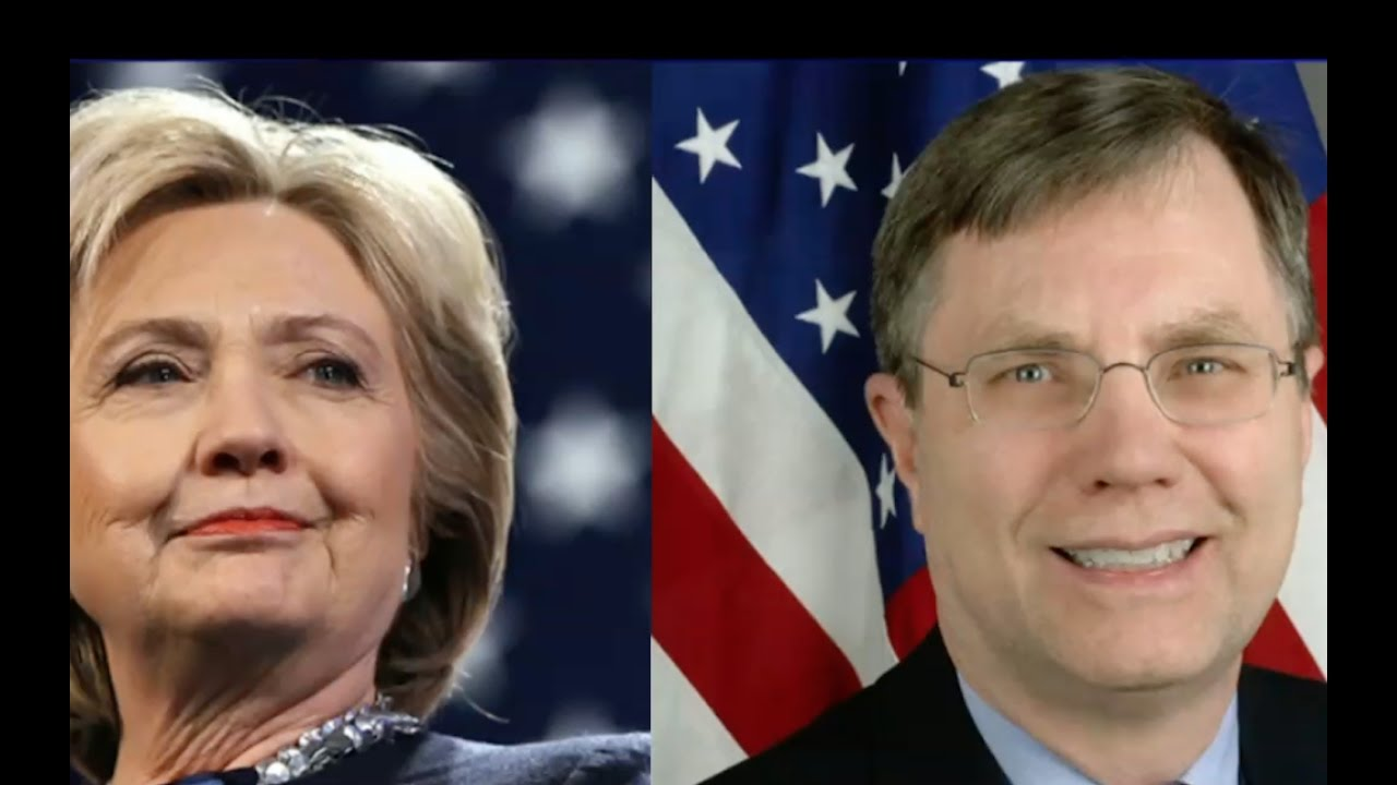 State Department Tried to Bribe FBI in Clinton Investigation! 10/17/16 6