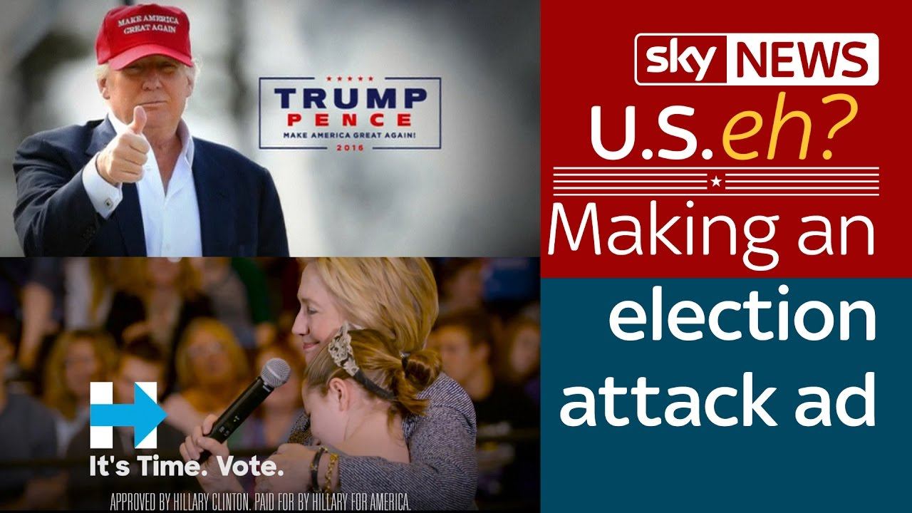 How to make an election attack ad 2