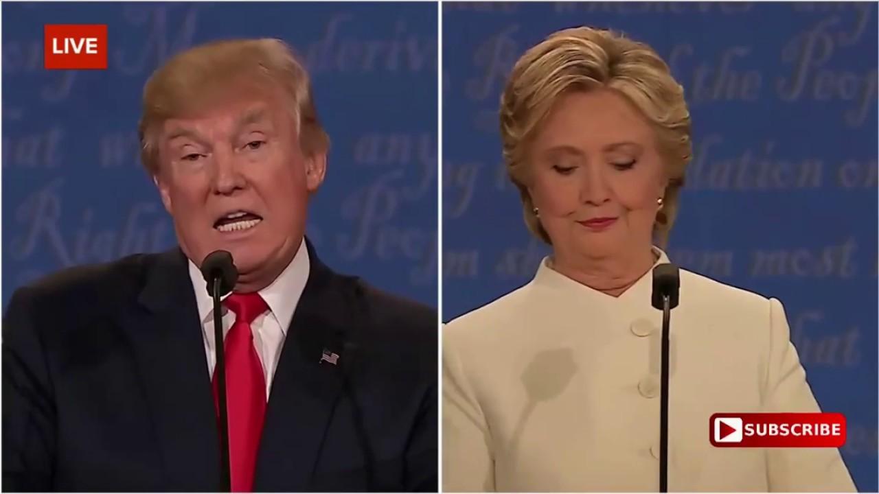 Donald Trump brings up Hillary Ripping Off Haiti 10/19/16 2