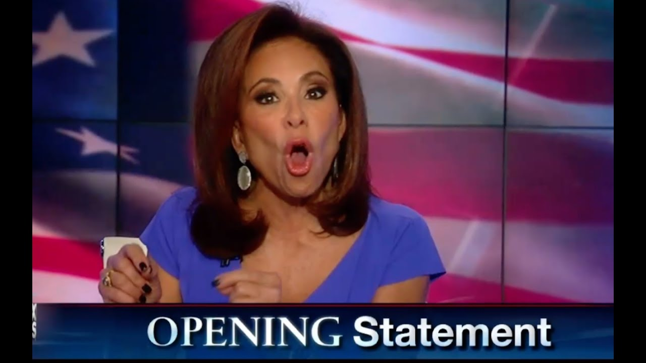 Hillary Stinks! More Lies, More Crimes! Judge Jeanine Opening Statement 10/22/16 1