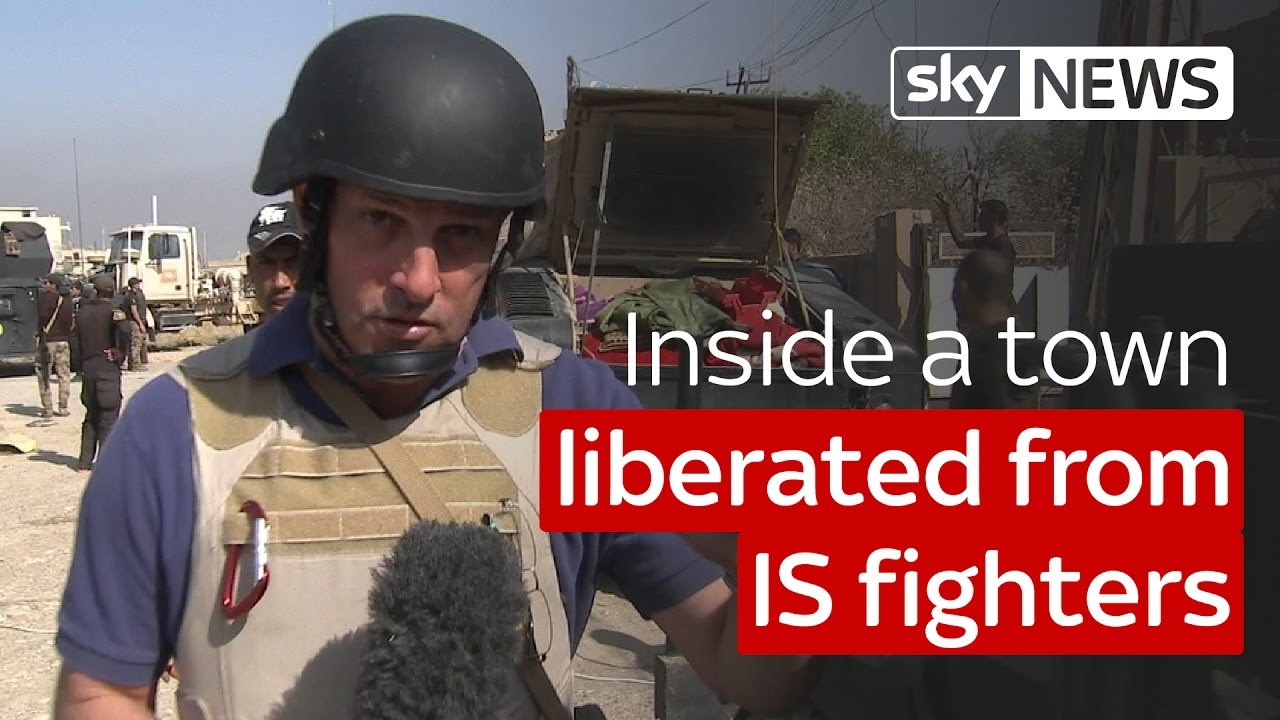 The battle for Mosul: Inside a town liberated from IS fighters 4