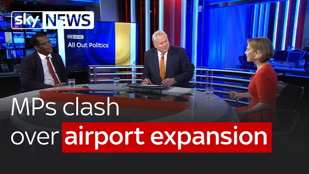 Heathrow or Gatwick? MPs clash over South East airport expansion 7