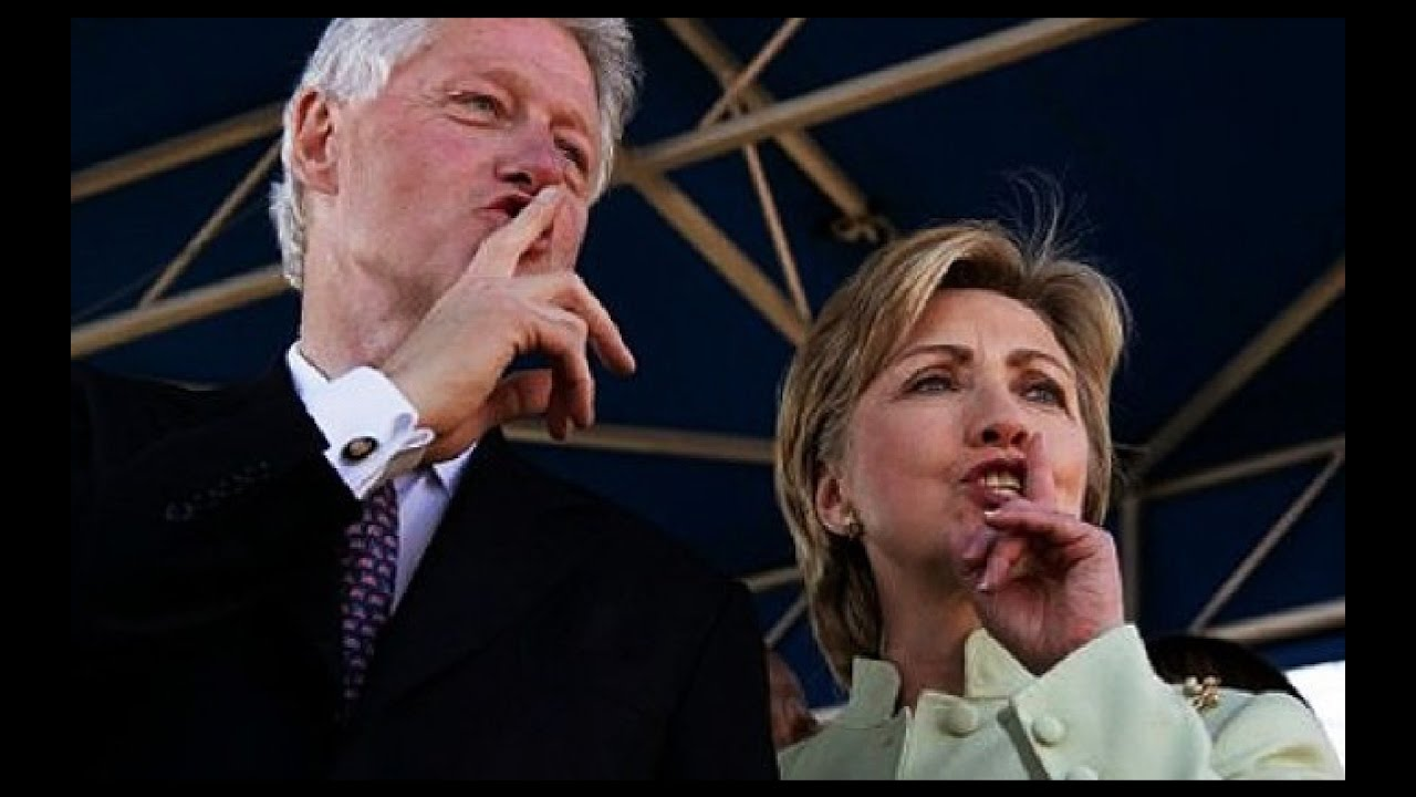 "Bill & Hillary Clinton had ""Open Sexual Relationship"" insider Exposes! 10/24/16 9"